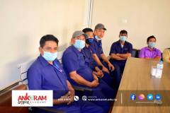 In-House Job Safety Training to Staffs