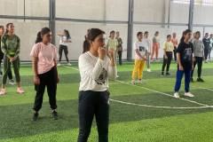 Self Defense Program for Grade XI Science and Management Students